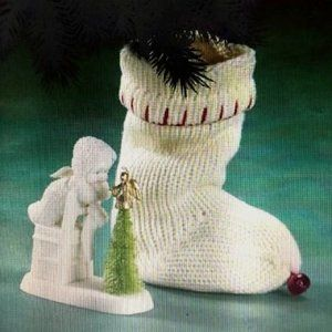 Dept. 56 Snowbabies ALL I WANT FOR CHRISTMAS NIB